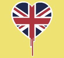 BRITISH BLEEDING HEART by SOL  SKETCHES™