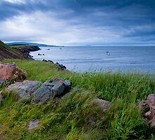Cap le moine, Cape Breton Island, NS. by michelsoucy