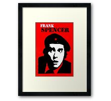 Frank Spencer Framed Print