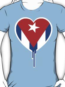 CUBAN BLEEDING HEART T-Shirt