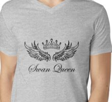 Swan Queen  Mens V-Neck T-Shirt