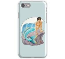 Merman Muscle iPhone Case/Skin