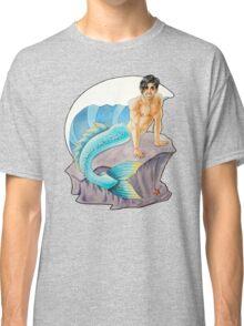 Merman Muscle Classic T-Shirt