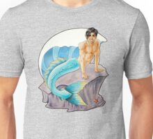 Merman Muscle Unisex T-Shirt