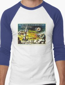 The 7th Planet?! Men's Baseball ¾ T-Shirt