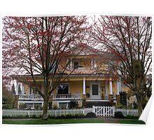 Blain House 1906 Poster