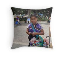 Puebla, Mexico Throw Pillow