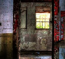 Dare to enter... by Okeesworld