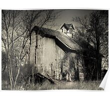 Barn so Beautiful Poster