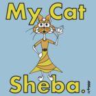 Sheba by BlokeyAarsevark