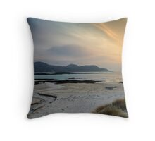 Sanna Bay Throw Pillow