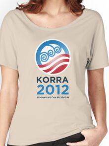 Korra 2012 Women's Relaxed Fit T-Shirt