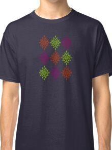 Modern Twist on Earth Tones Classic T-Shirt