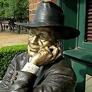 Mr. Goldman by rosaliemcm