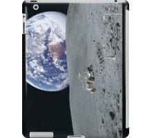 The Moon Buggy iPad Case/Skin