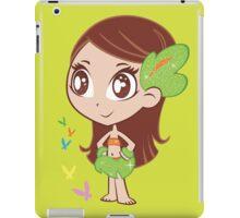 MELE-PRINCESS OF THE JUNGLE iPad Case/Skin
