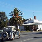 From a bygone era - Tocumwal NSW Australia by Margaret Morgan (Watkins)