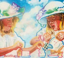 Tea Party by Dan Wilcox