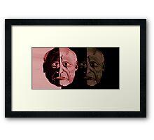 Picasso Legend Framed Print