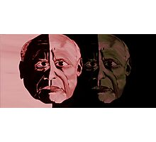 Picasso Legend Photographic Print