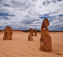 Pinnacles Desert by Hicksy
