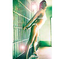 Image in fix Photographic Print