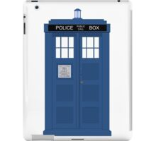 Dr. Who's Tardis iPad Case/Skin