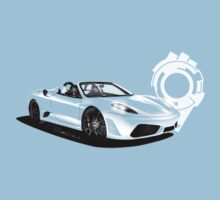 Ferrari F430 Spider by ghost650