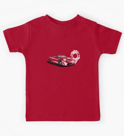 Ferrari F430 Spider Kids Tee