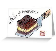 Nanaimo Bars Greeting Card