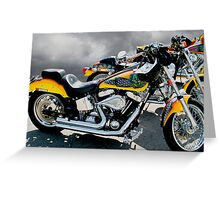 Three Little Indians - Route 66 Greeting Card
