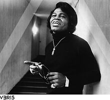 OVERFIFTEEN KING OF SOUL (JAMES BROWN ) by OVERFIFTEEN