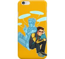 Rhys x Handsome Jack Rhack Borderlands Design iPhone Case/Skin