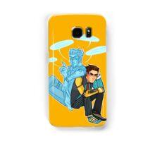 Rhys x Handsome Jack Rhack Borderlands Design Samsung Galaxy Case/Skin