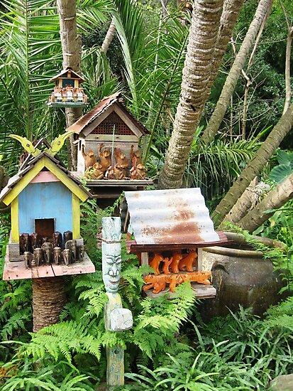 Little Village by Sammy Nuttall