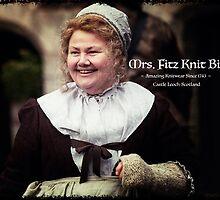 Mrs. Fitz Knit Bitz by KnitzyBlonde