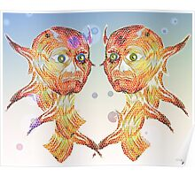 Fish Goblins Poster