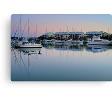 Dawn over Raby Bay - Qld Australia Canvas Print