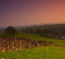 Tideswell Village UK by Scott Weeding