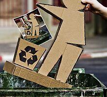 Recycling by Revital  Naumovsky