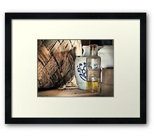 5.4.2012: Elixir of Oblivion Framed Print