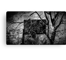 5.4.2012: To the Nightmares Canvas Print