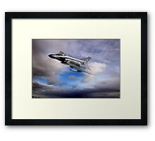 Royal Air Force F4 Phantom Framed Print