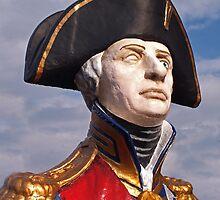 Trafalgars Nelson by Yampimon