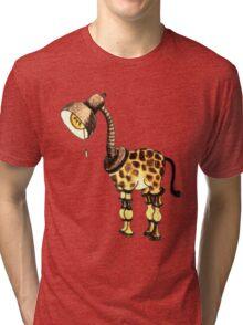 Giraffalamp Tri-blend T-Shirt