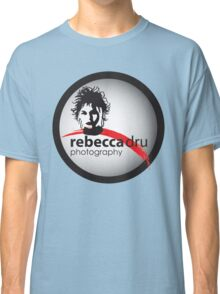Rebecca Dru Photography Stamp Logo Classic T-Shirt