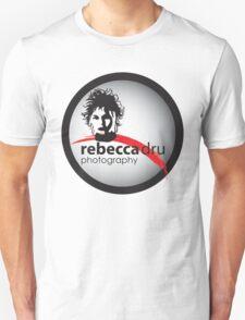 Rebecca Dru Photography Stamp Logo Unisex T-Shirt
