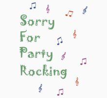 Sorry for party rocking by JGull