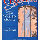 CLOSER (vintage illustration) by ART INSPIRED BY MUSIC