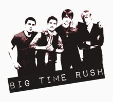 Big Time Rush by huffleypuff